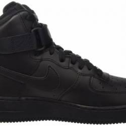 Nike air force 1 high 07' (bla...