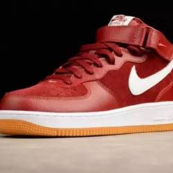 Nike air force 1 mid - red 315...