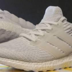 Adidas triple white ultraboost