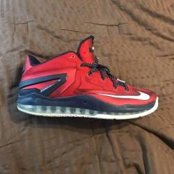 """Lebron 11 low """"independence day"""""""