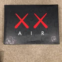 Air jordan 4 kaws