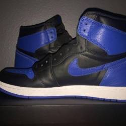 Air jordan 1 royal - size 10.5