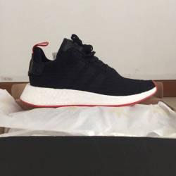 Adidas nmd r2 pk, black