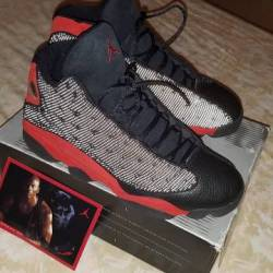 Nike air jordan 13 xiii black ...