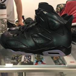 Jordan 6 all star size 12 no box