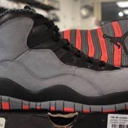 Jordan 10 infrared size 10.5 p...