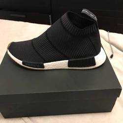 Adidas nmd cs1 black gum pack ...
