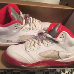 Girls retro 5 s
