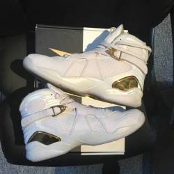 Air jordan 8 retro c&c 'trophy'