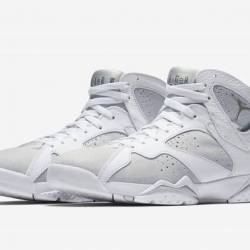Air jordan 7 pure money white ...