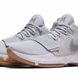 Nike pg 1 pure platinum wolf g...
