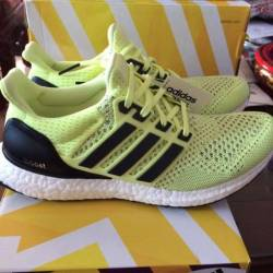 Adidas ultra boost frozen yell...