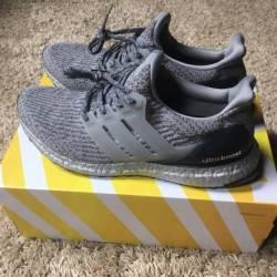 Adidas ultra boost 3.0 silver