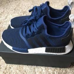 Adidas nmd r1 mystery blue