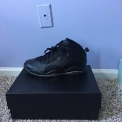 Jordan 10 ovo, black