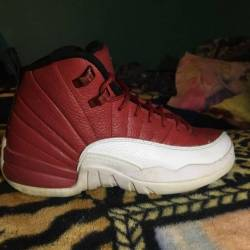 Air jordan 12 gym red (alternate)