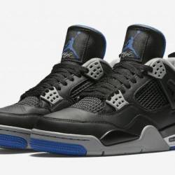 Air jordan retro 4 vi black ro...
