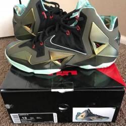 Nike lebron 11 xi king s pride...