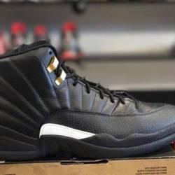Jordan 12 master size 9.5 pre ...