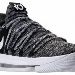 Nike kd 10 oreo fingerprint bl...