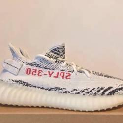 """Yeezy 350 """"zebra"""""""