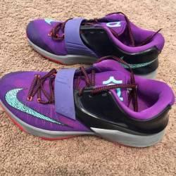 Kd 7 cave purple size 13