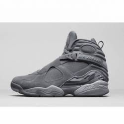 Air jordan 8 retro cool grey (...