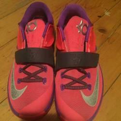 Nike kd 7 gs hyper punch