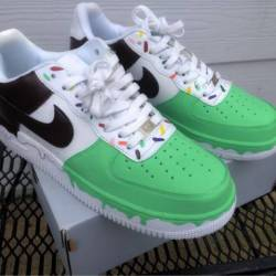 """Nike air force 1""""mint neapolit..."""