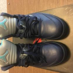 Ds air jordan 5 midnight navy ...