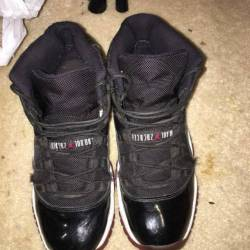 """Air jordan """"bred"""" 11s"""