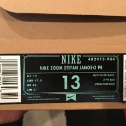 Nike zoom sb stefan janoski di...