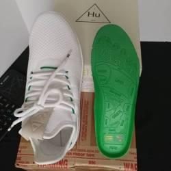 Pharrell x adidas tennis hu wh...