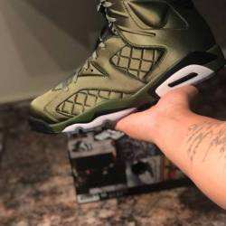 Jordan 6 retro pinnacle  promo...