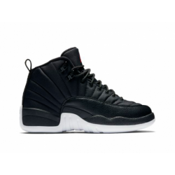 Air jordan 12 retro black nylo...