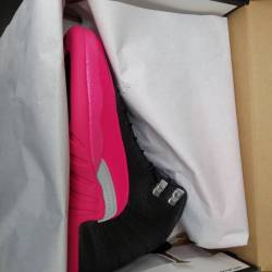 Air jordan 12 gs deadly pink