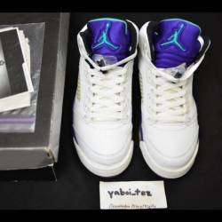 2006 air jordan retro 5 v ls g...