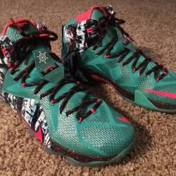 Shop: Nike Lebron 11 Christmas | Kixify Marketplace