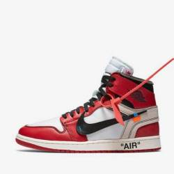 Off-white x air jordan 1 high ...