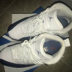 Air jordan 12 french blue retr...