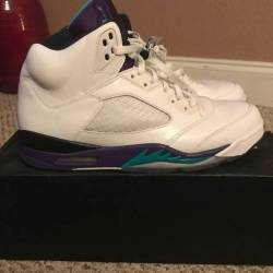 Air jordan grape 5