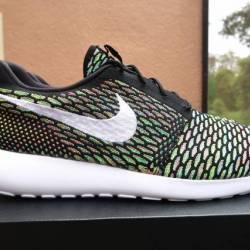 Nike air roshe run multi-color...