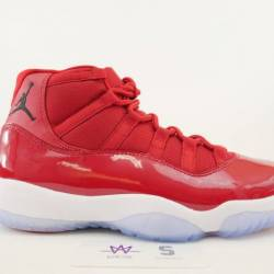 Air jordan 11 retro gym red sz...
