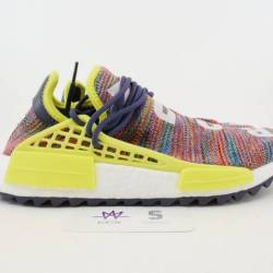 f6a4178e2 BUY Pharrell X Adidas NMD Hu Trail Multicolor