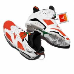 Air jordan 6 like mike w recei...