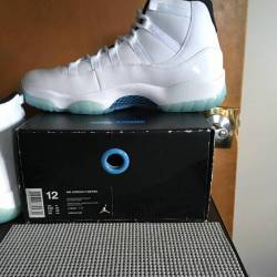 Jordan 11 retro legend blue (2...