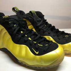 Nike air foamposite one electr...
