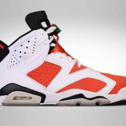 Air jordan 6 retro gatorade 38...
