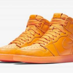 Air jordan 1 gatorade orange p...