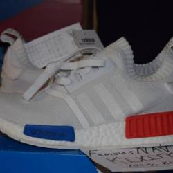 Adidas nmd vintage white og re...